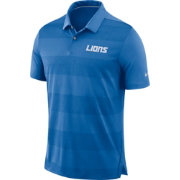 Nike Men's Detroit Lions Sideline Early Season Blue Polo