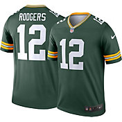 Nike Men's Home Legend Jersey Green Bay Packers Aaron Rodgers #12