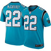 Nike Men's Color Rush Legend Jersey Carolina Panthers Christian McCaffrey #22
