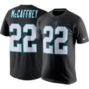 cf75cf93d Nike Men s Carolina Panthers Christian McCaffrey  22 Pride Black T-Shirt