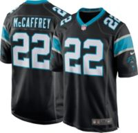 6e0e79b4 Nike Men's Home Game Jersey Carolina Panthers Christian McCaffrey #22