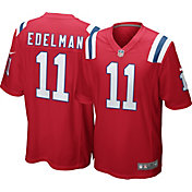 Nike Men's Alternate Game Jersey New England Patriots Julian Edelman #11