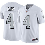 Nike Men's Color Rush Limited Jersey Oakland Raiders Derek Carr #4