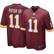 Nike Men's Home Game Jersey Washington Redskins Terrelle Pryor #11