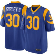 Nike Men's Alternate Game Jersey Los Angeles Rams Todd Gurley #30