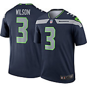 Nike Men's Home Legend Jersey Seattle Seahawks Russell Wilson #3