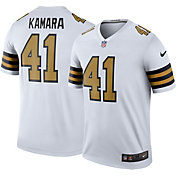 Nike Men's Color Rush Legend Jersey New Orleans Saints Alvin Kamara #41