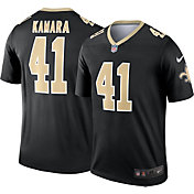 Nike Men's Home Legend Jersey New Orleans Saints Alvin Kamara #41