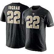 Nike Men's New Orleans Saints Mark Ingram #22 Pride Black T-Shirt
