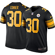 Nike Men's Color Rush Legend Jersey Pittsburgh Steelers James Conner #30