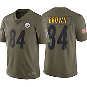 finest selection c436a e4dde new arrivals antonio brown color rush jersey limited 19f56 2f133