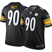 Nike Men's Home Legend Jersey Pittsburgh Steelers T.J. Watt #90