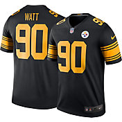 ae7c76197 Product Image · Nike Men s Color Rush Legend Jersey Pittsburgh Steelers  T.J. Watt  90