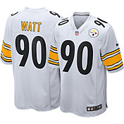 Nike Men's Away Game Jersey Pittsburgh Steelers T.J. Watt #90