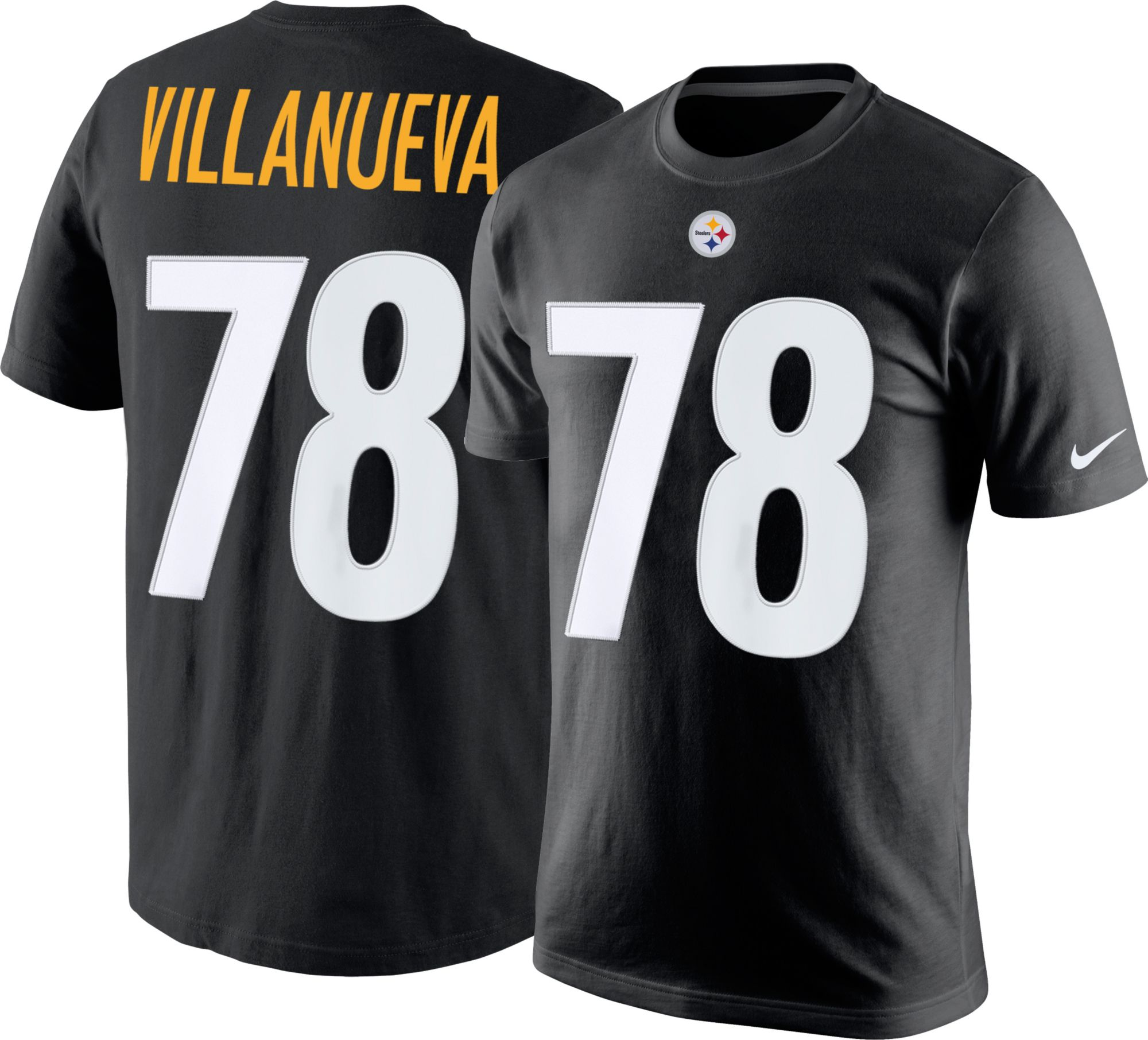 villanueva jersey steelers