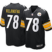 Nike Men's Home Game Jersey Pittsburgh Steelers Alejandro Villanueva #78
