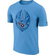Nike Men's Tennessee Titans Icon Performance Blue T-Shirt