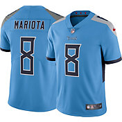 Nike Men's Color Rush Limited Jersey Tennessee Titans Marcus Mariota #8