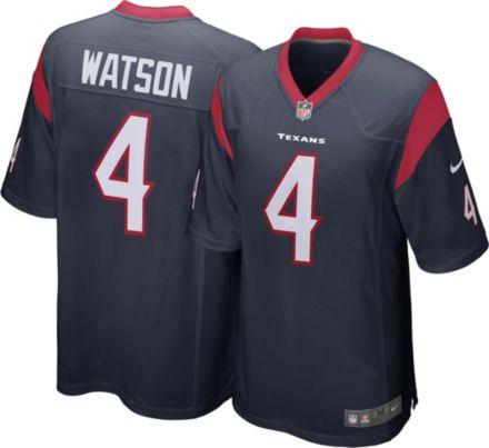 71671c3b Nike Men's Home Game Jersey Houston Texans Deshaun Watson #4