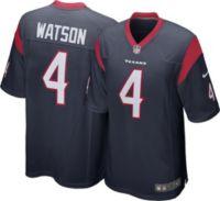 various colors 8225b 4c4df Nike Men's Home Game Jersey Houston Texans Deshaun Watson #4