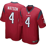 Nike Men's Alternate Game Jersey Houston Texans Deshaun Watson #4