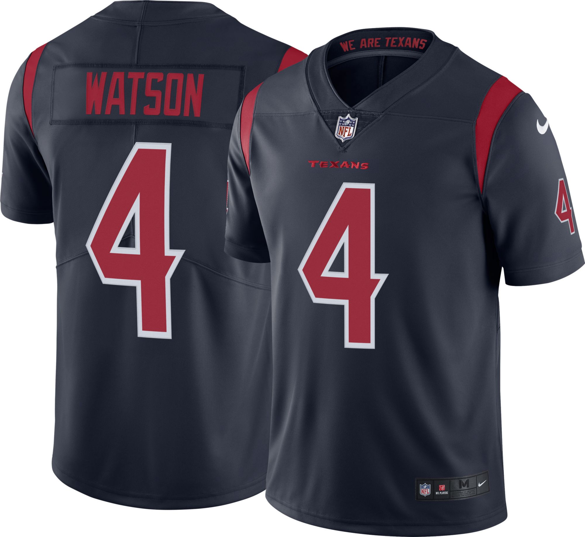 deshaun watson limited color rush jersey