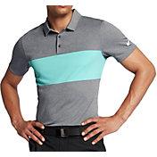 Nike Men's Breathe Color Block Golf Polo