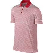 Nike Men's Dri-FIT Victory Mini Stripe Golf Polo