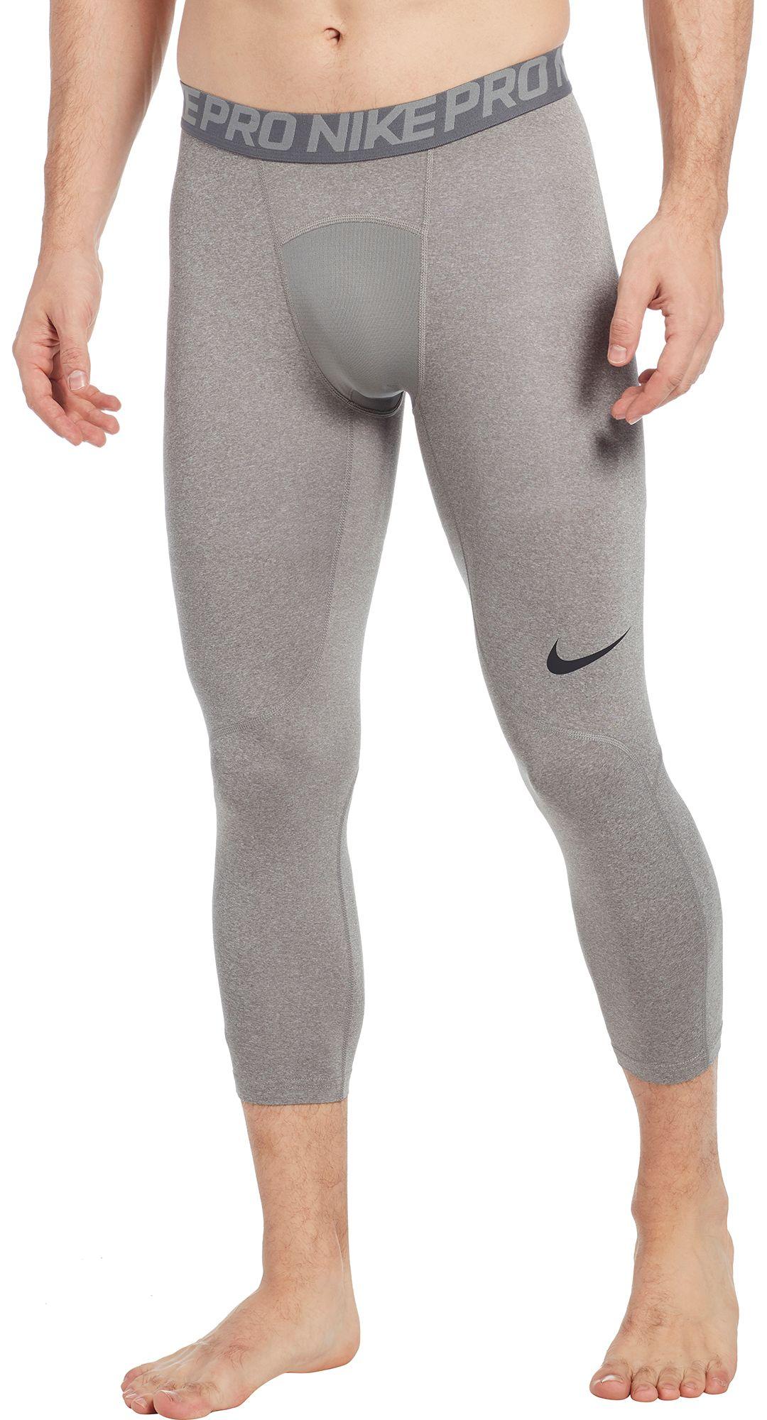8ef74412e1 Nike Men's Pro 3/4 Length Tights | DICK'S Sporting Goods