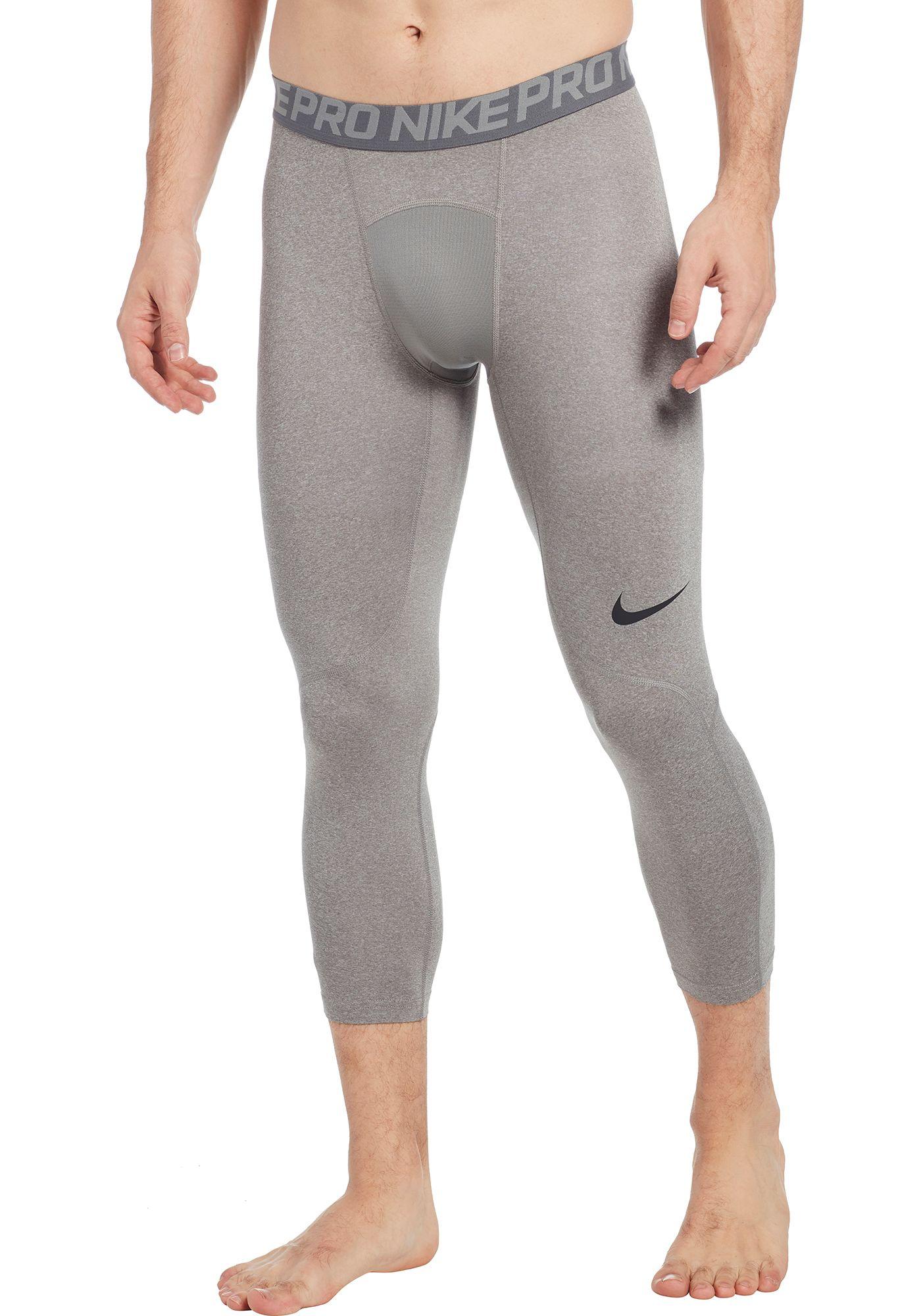 Nike Men's Pro 3/4 Length Tights