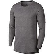 Nike Men's Modern Utility Fitted Long Sleeve Training Shirt