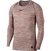 Nike Long Sleeve Compression Shirts