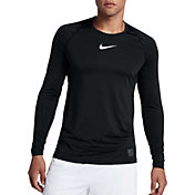 Nike Men's Pro Long Sleeve Fitted Shirt