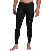 Nike Men's Pro Tights in Black/Anthracite/White