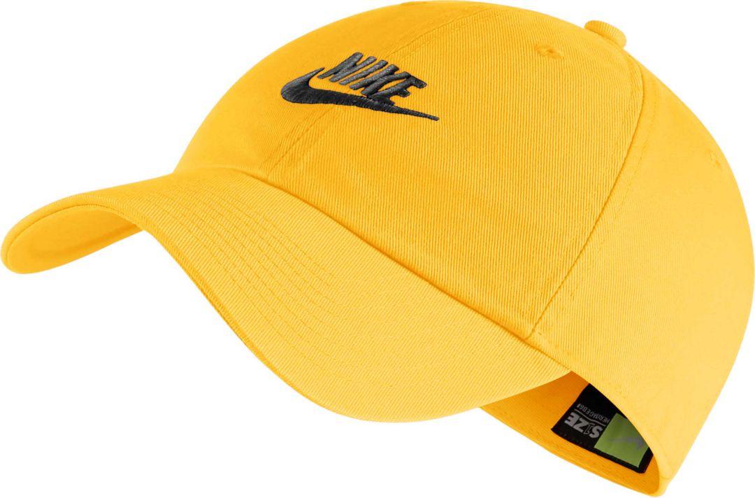 1e7514fd4ef Nike Sportswear H86 Cotton Twill Adjustable Hat 1