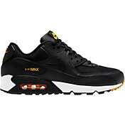 huge discount 2c8ed 7c221 Product Image · Nike Men's Air Max '90 Essential Shoes in Black/Anthracite