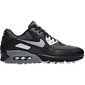 ee8e41d3f91a Product Image · Nike Men s Air Max  90 Essential Shoes in Black Wolf Grey