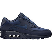 ceec50fac0 Product Image · Nike Men's Air Max '90 Essential Shoes in Navy/Black