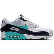 cbc76d82d0167 Product Image · Nike Men s Air Max  90 Essential Shoes in White Aurora