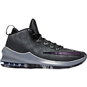 Nike Men's Air Max Infuriate Mid Premium Basketball Shoes