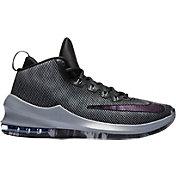 Nike Men's Air Max Infuriate Mid Premium Basketball Shoes
