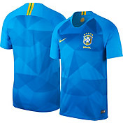 Nike Men's 2018 FIFA World Cup Brazil Breathe Stadium Away Replica Jersey