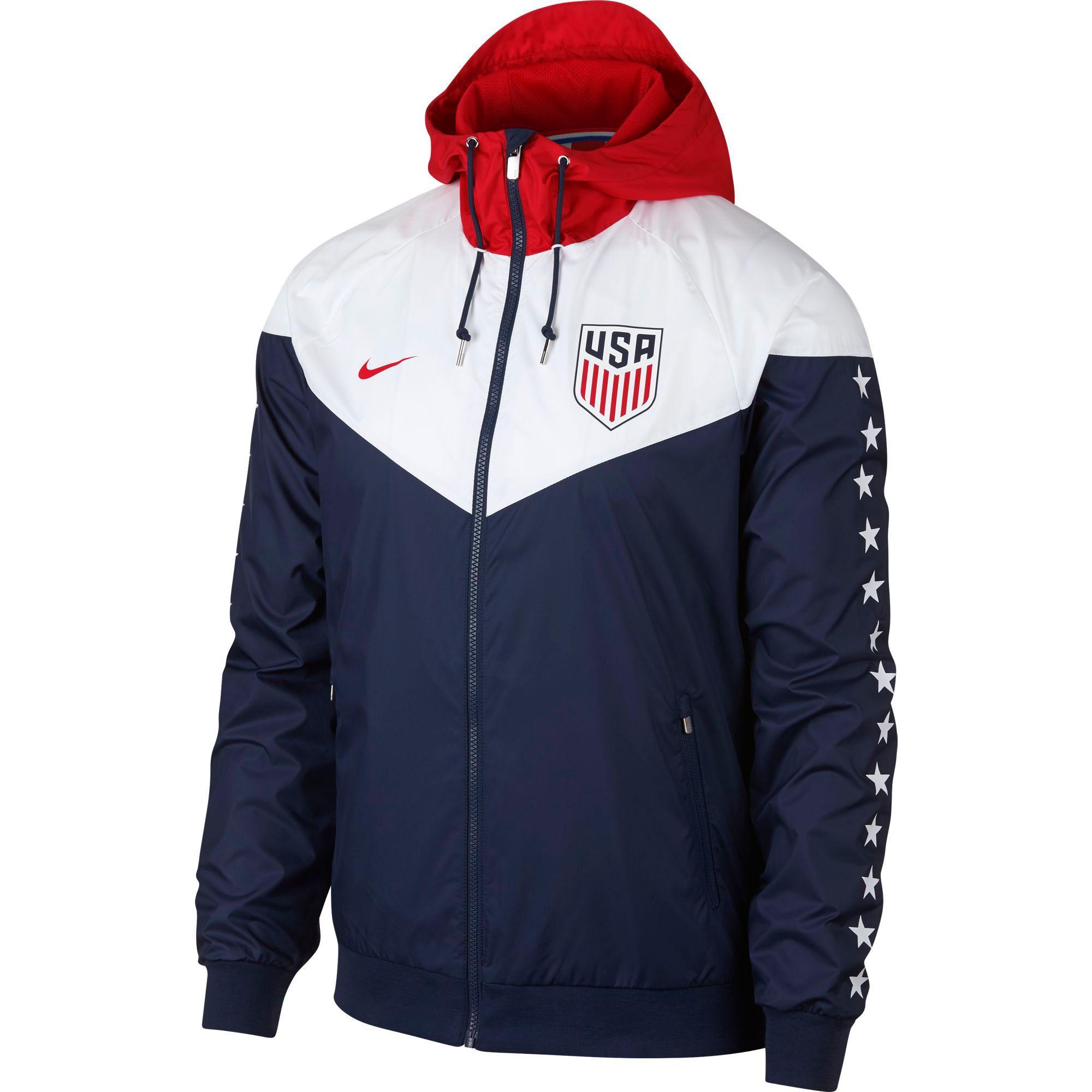 Nike Men S Sportswear Usa Windrunner Jacket Dick S Sporting