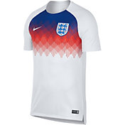Nike Men's 2018 FIFA World Cup England White Training Top