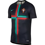 Nike Men's 2018 FIFA World Cup Portugal Black Training Top