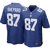 Nike Men's Home Game Jersey New York Giants Sterling Shepard #87