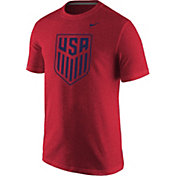 Nike Men's USA Tri Crest Red T-Shirt