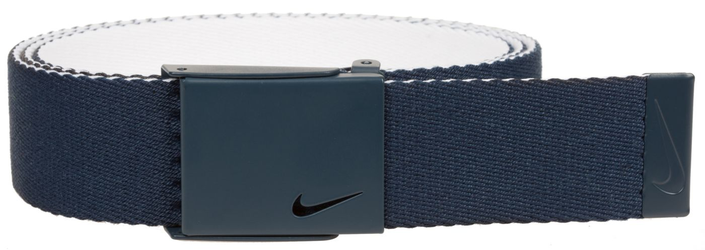 Nike Single Web Reversible Golf Belt