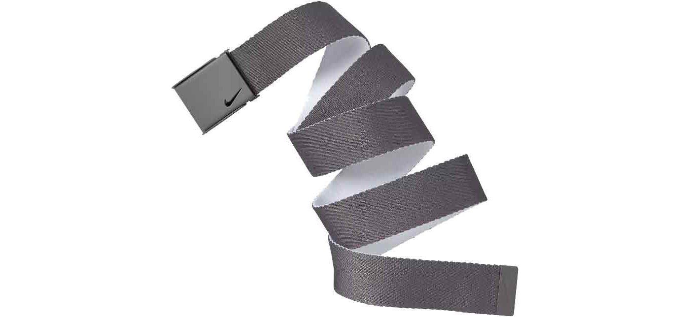 Nike Single Web Reversible Golf Belt