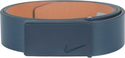 Nike Tonal Sleek Modern Plaque Belt